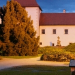 Burganlage in Varazdin