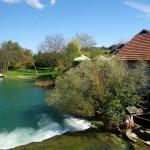 Fluss bei Karlovac