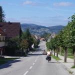 Straße in