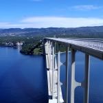 Brücke auf die Insel Krk